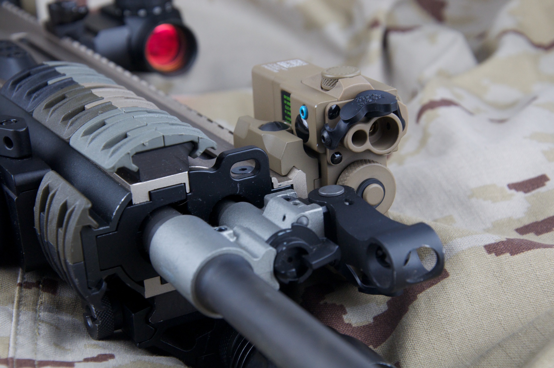 G&P DBAL-A2 Dual Laser Designator and Illuminator