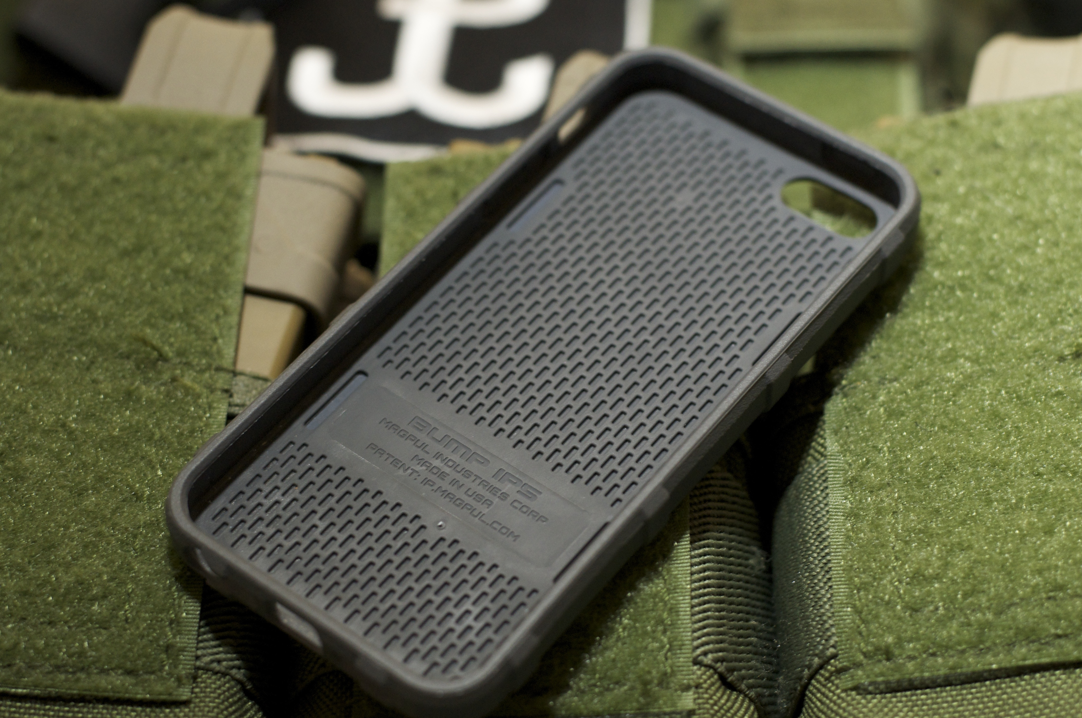 Magpul Bump Case for the new iPhone 5/5s