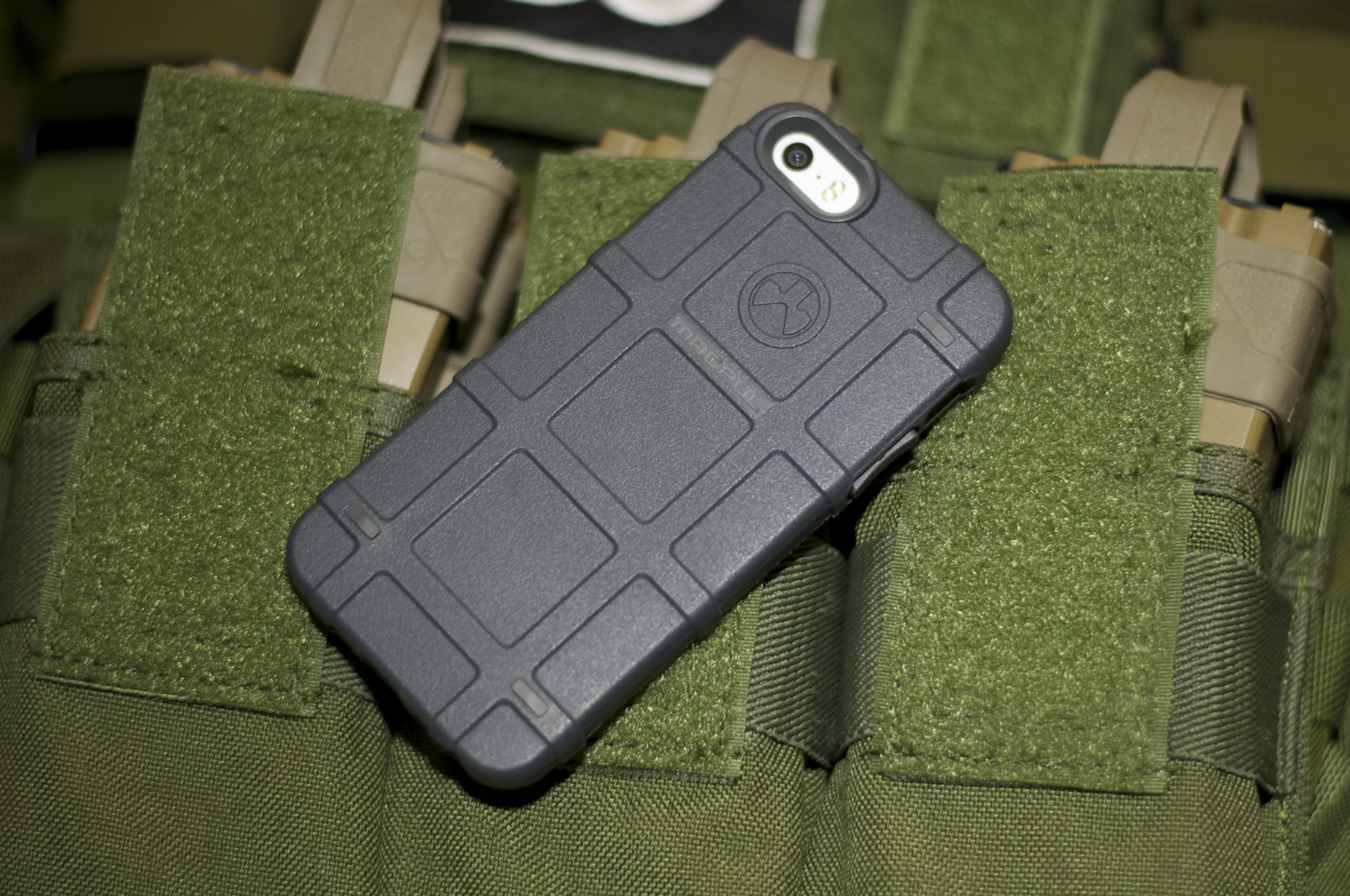 Magpul Bump Case for the new iPhone 5/5s back