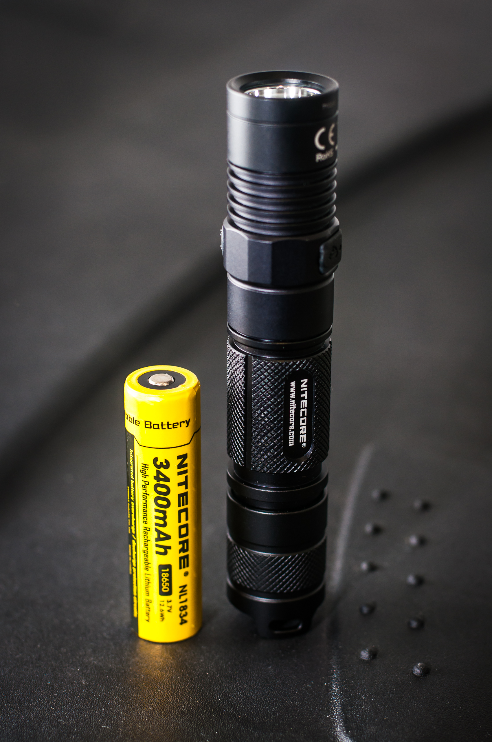 Nitecore MH12GT Flashlight