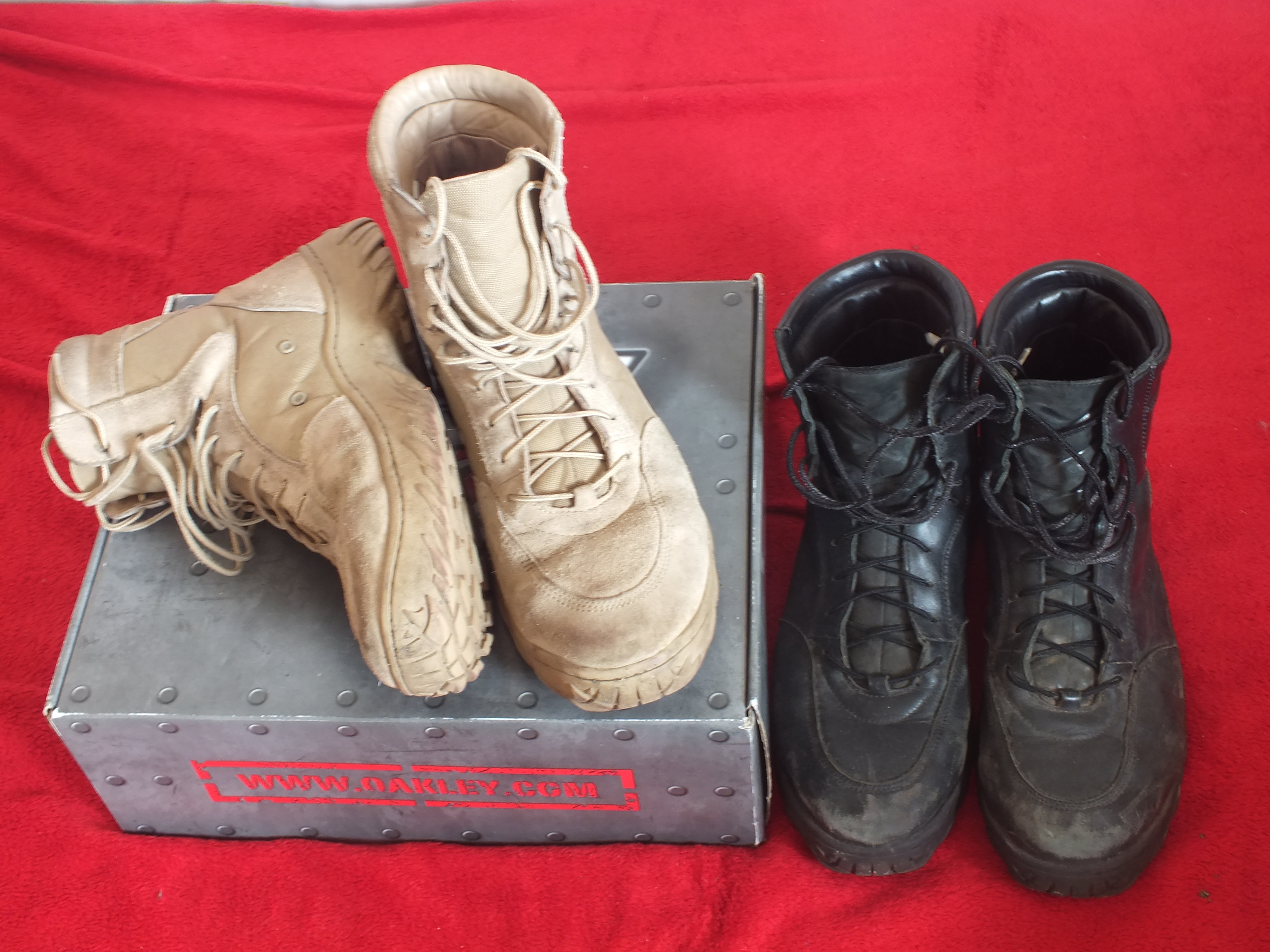 "Oakley SI 6"" Assault Boots"